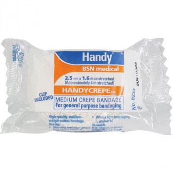 Handy Crepe Medium 2.5Cm 8233
