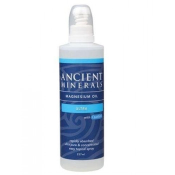 Ancient Minerals Magnesium Oil Ultra and MSM  237ml