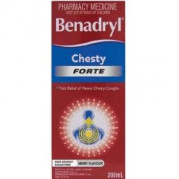 Benadryl Chesty Forte 200ML