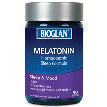 Bioglan Melatonin (Homeopathic) 90 Tabs