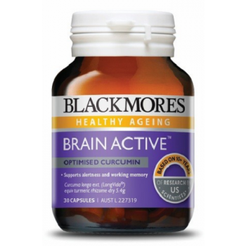 Blackmores Brain Active 30 Capsules