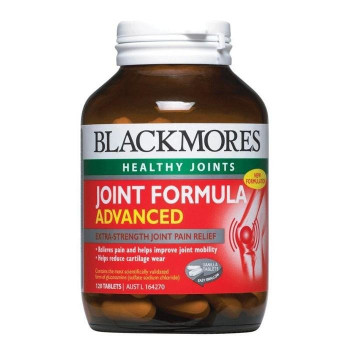 Blackmores Joint Formula Advanced 120 Tabs
