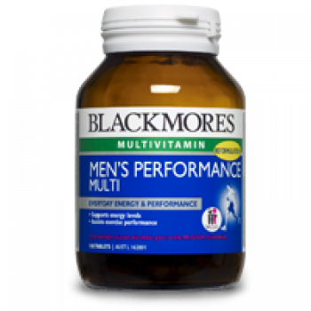 Blackmores Men's Performance Multi 50 Tabs