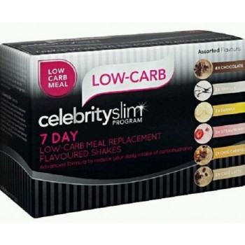 Celebrity Slim 7 Day Low Carb Assorted Pack