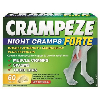 Crampeze Night Cramps Forte 60 Tablets