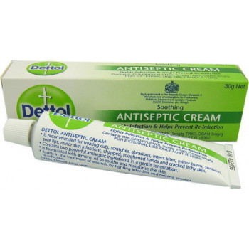 Dettol Antiseptic Crm 30G