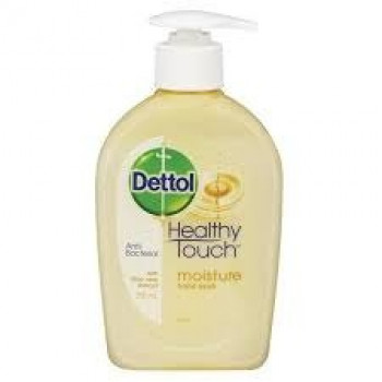 Dettol Hand Wash Moisture 250Ml