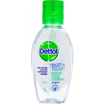Dettol Instant Hand Sanitizer Original 50mL
