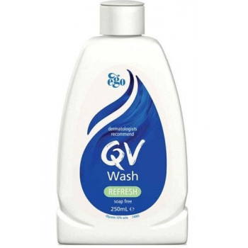 Ego Qv Wash Flip Top 250ML