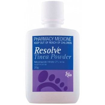 Ego Resolve Tinea Powder 20g