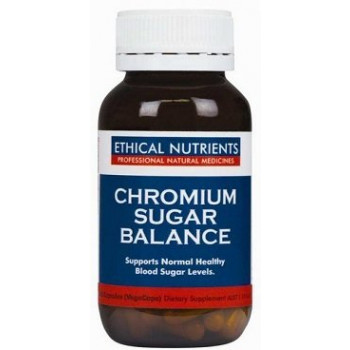 Ethical Nutrients Chromium Sugar Balance 60 VegeCaps