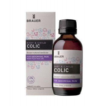 Brauer Baby & Child Colic 100mL