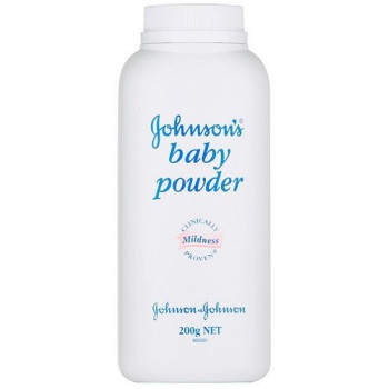 Johnson & Johnson Baby Pdr     200G