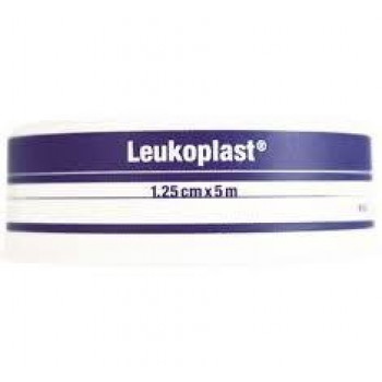 Leukoplast Waterproof 1.25cm x 5m (Navy Blue Spool)