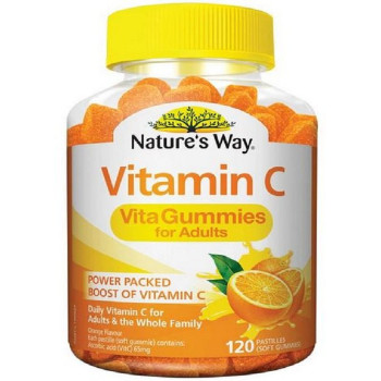 Nature's Way Vitamin-C VitaGummies 120s