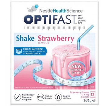 Optifast VLCD Shake Strawberry 12x53g