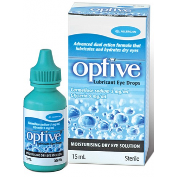 Optive Eye Drops 15ML