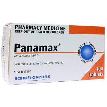Panamax Tablets  100