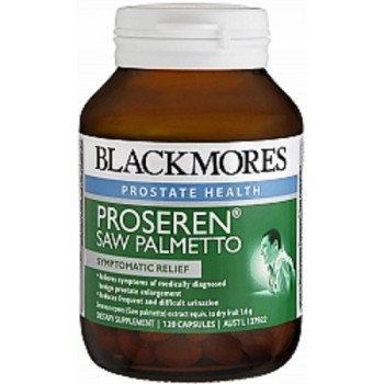 Blackmores Proseren Saw Palmetto 120 Caps