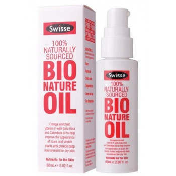 Swisse Bio Nature Oil 60mL