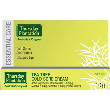Thursday Plantation Coldsore Cream Tea Tree