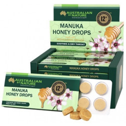Australian by Nature Manuka Honey Drops (8 Pack)