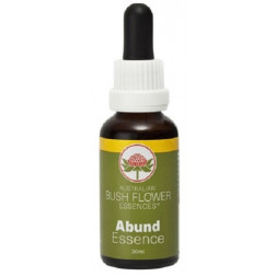 Australian Bushflower Essences Abund Drops 30mL