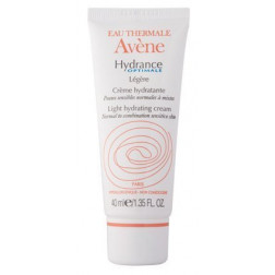 Avene Hydrance Optimale Light Hydrating Cream 40mL