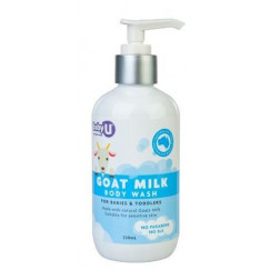 Baby U Goat Milk Body Wash 250ML
