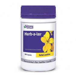 Blooms Herb-a-lax  200 Capsules