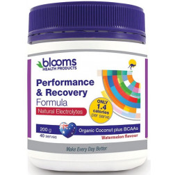 Blooms Performance & Recovery Formula 200g