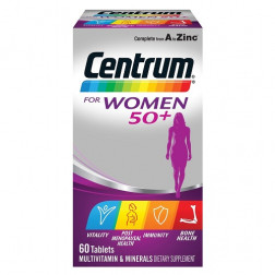 Centrum for Women 50+ 60 Tablets
