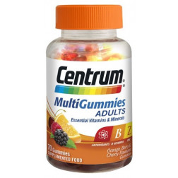Centrum MultiGummies Adults 70 Gummies