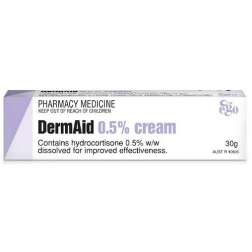 Ego DermAid 0.5% Cream 30G
