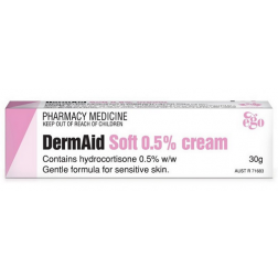 Ego DermAid Soft Cream 0.5% 30G