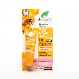 Dr. Organic Royal Jelly Lip Serum 10ml
