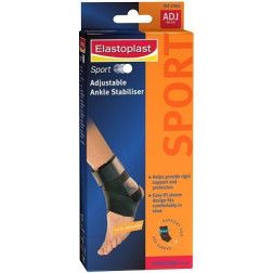 Elastoplast Sport Adjustable Ankle Stabiliser
