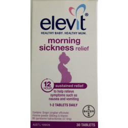 Elevit Morning Sickness Relief 30 Tab