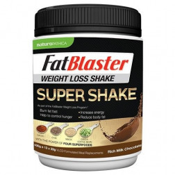 Fatblaster Super Shake  Milk Chocolate 430g