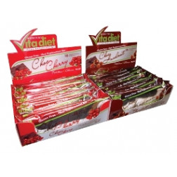 Medical Vita Diet Choc Cherry Bars x 6