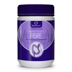 Lifestream Bowel Biotics Fibre 400gr Powder