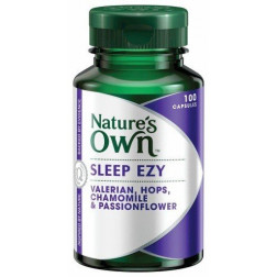 Nature's Own Sleep-Ezy Capsules x100
