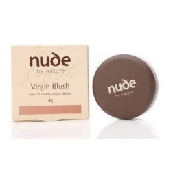 Nude By Nature Virgin Blush Cheek Definer 4g