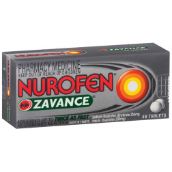 Nurofen Zavance Tablets x 48