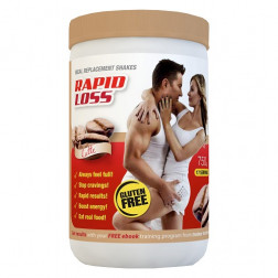 Rapid Loss Shake Latte 750g