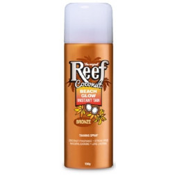 Reef Beach Glow  Spray Tan Bronze 150 g