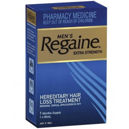 Regaine Men's Extra Strength Solution 1 month 60mL