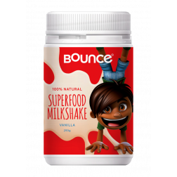 Bounce Superfood Milkshake 250g - Vanilla