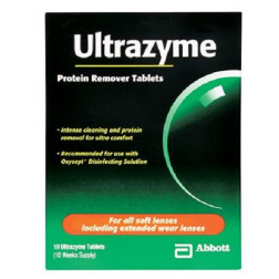 Ultrazyme Protein Remover Tabletss 10