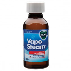 Vicks Vapo Steam Inhalent 100ml For use with Vicks Vaporizer